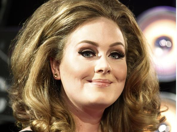 Adele (Reuters)