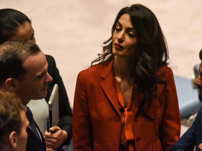 George Clooney e Amal tornano sul red carpet