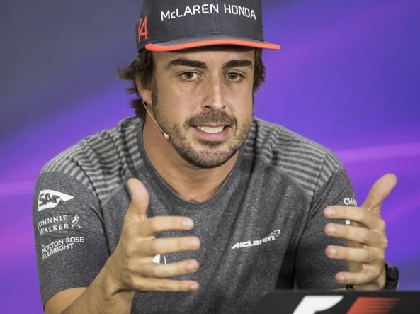 Fernando Alonso (Epa)