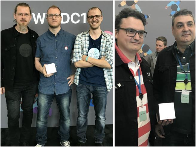 Apple Design Awards, premi italiani (prima volta): vincono Airmail e Bear