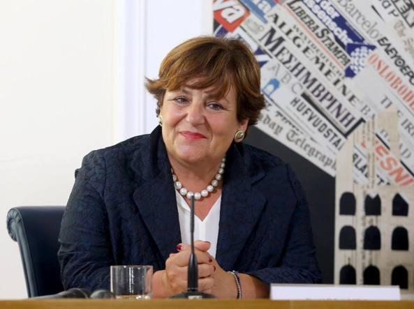 Rossella Orlandi, direttrice dell'Agenzia delle Entrate fino al 12 giugno