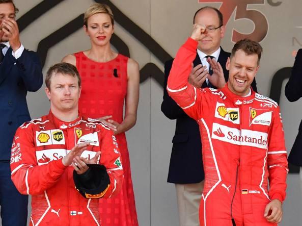 F1, la libertà della Ferrari. Ecco il racconto di Vettel e Raikkonen