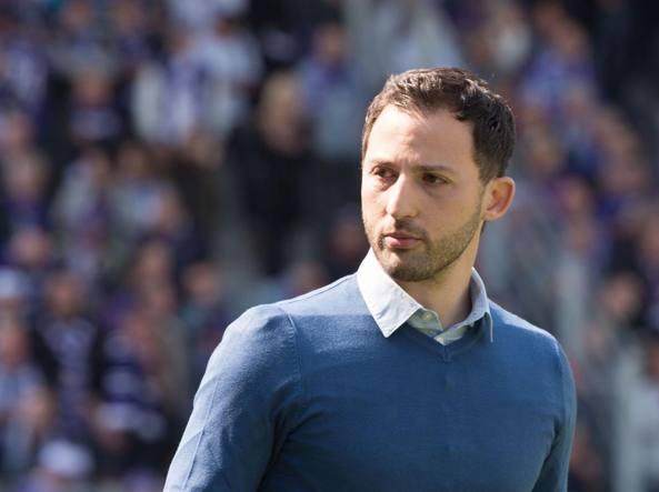 Schalke 04, Domenico Tedesco è il nuovo allenatore
