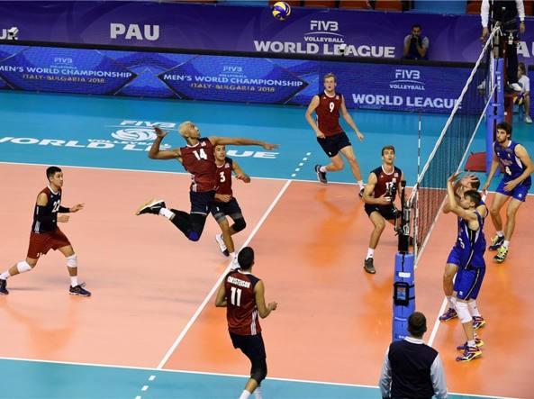 Volley: World League, Colaci ottimista
