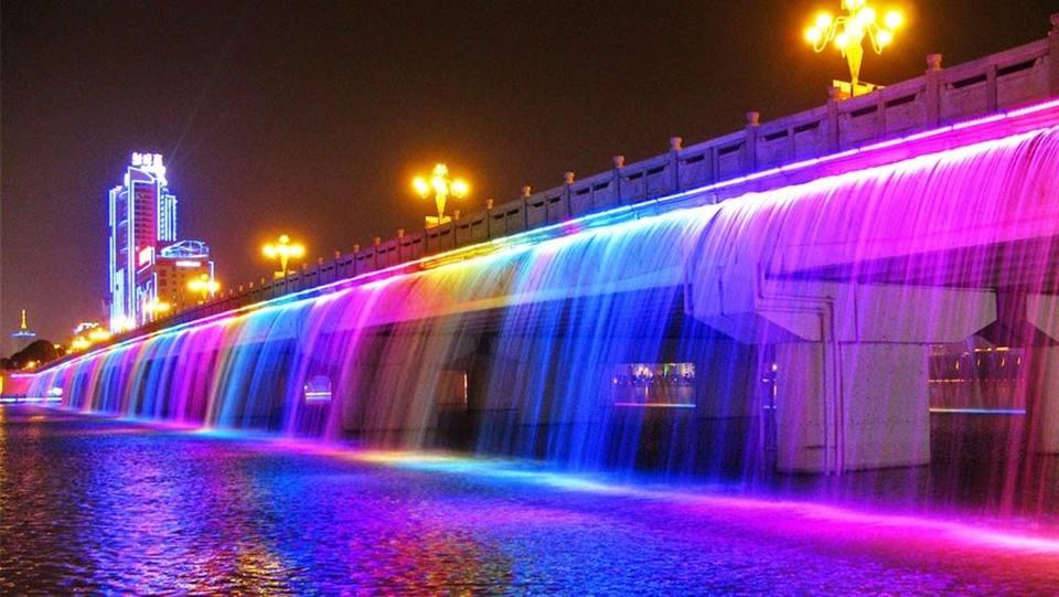 Banpo Bridge, Seoul