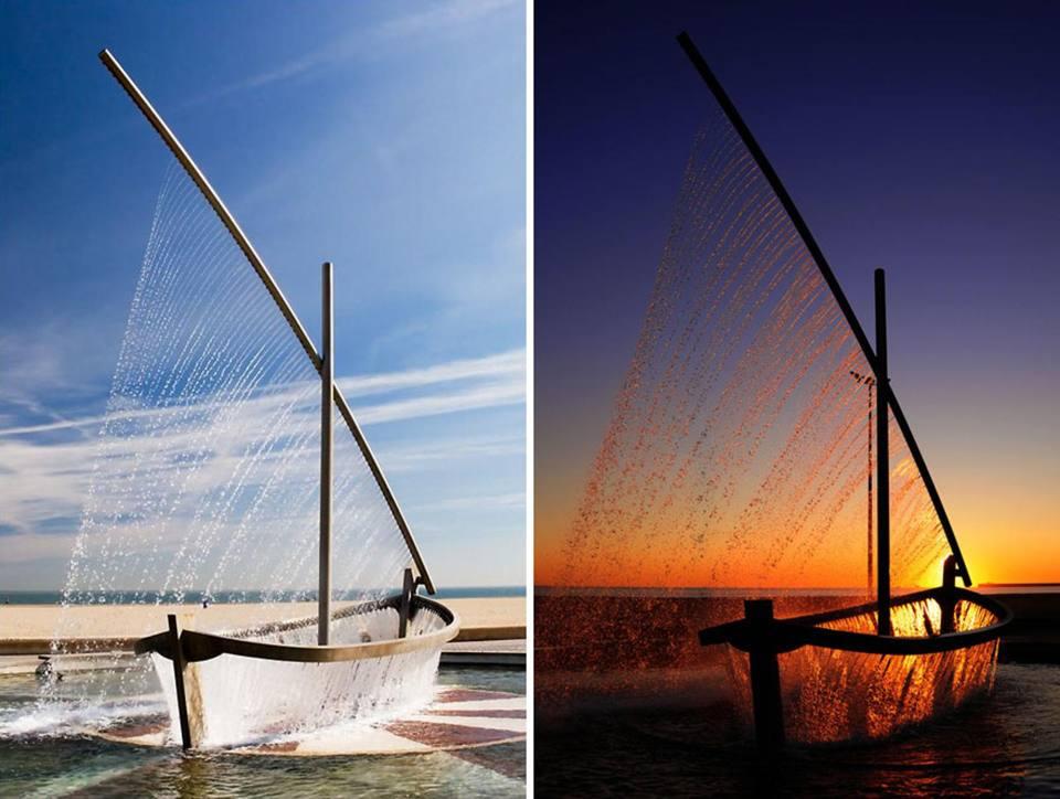Fuente del Barco de Agua, Valencia