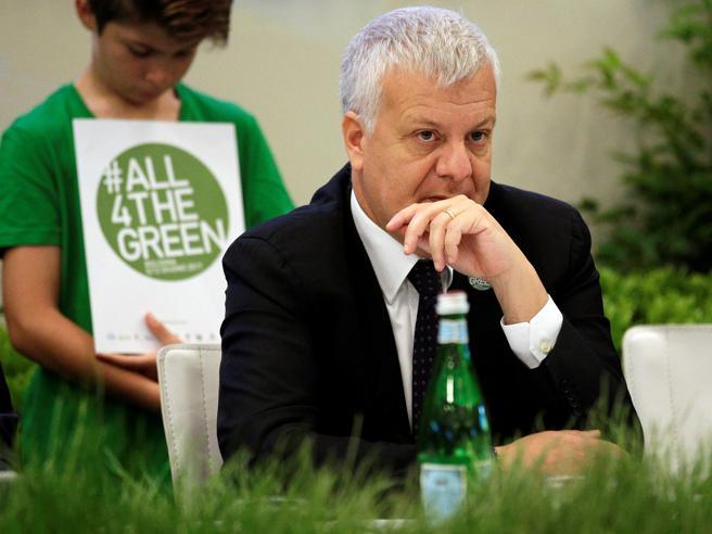G7 dell'ambiente, il ministro Galletti: « Gli Usa rimangono sulle loro posizioni  » Video