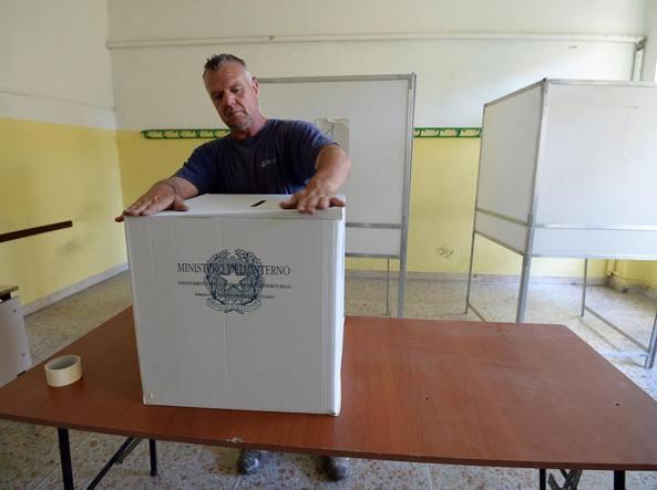 Elezioni amministrative: affluenza alle urne alle 19