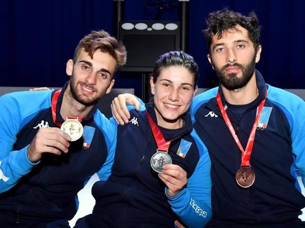 Europei scherma 2017/ Daniele Garozzo medaglia d'oro nel fioretto, bronzo per Avola