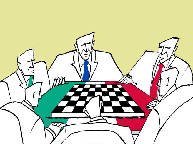 L'Italia che  cambia solo le leggi elettorali