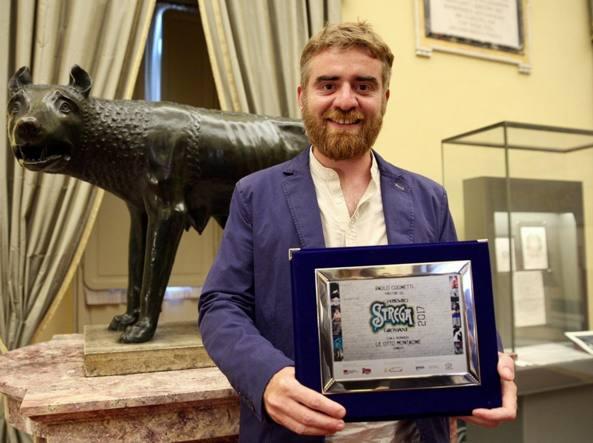 Il vincitore Paolo Cognetti