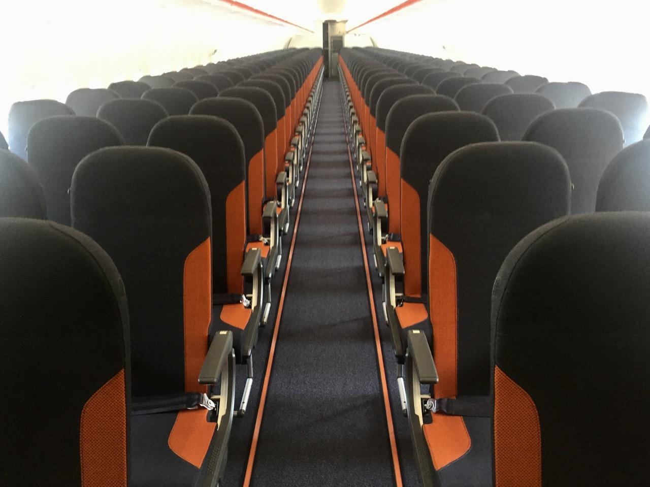 Il Nuovo Airbus A320neo Di Easyjet