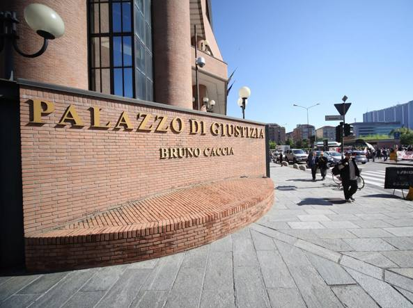 Palazzo di giustizia di Torino (LaPresse)