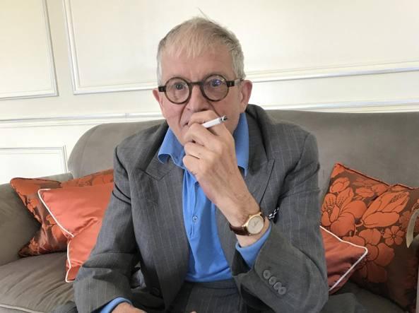 David Hockney (Foto Jean-Pierre Gonçalves de Lima)