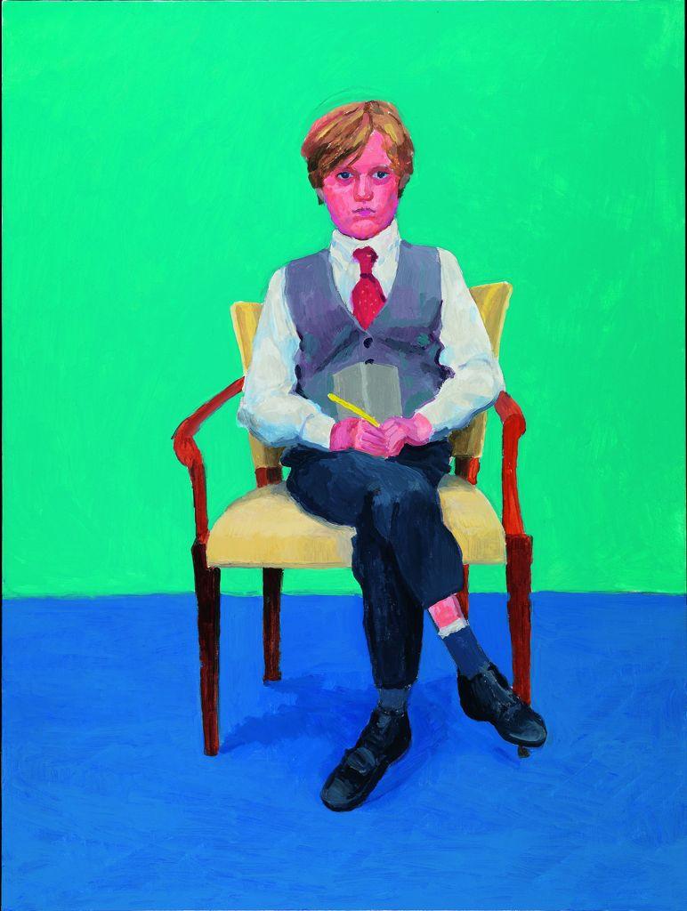 David hockney il pittore che ha reso eterna la pop art for David hockney venezia