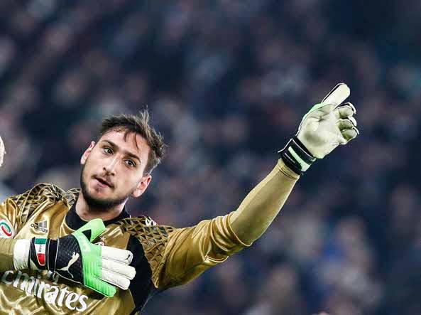 30 milioni è la cifra che il Milan spera di riuscire a incassare da una cessione immediata di Donnarumma il cui contratto scade fra un anno, il 30 giugno 2018. Adesso è difficile riuscire a strappare di più (LaPresse)
