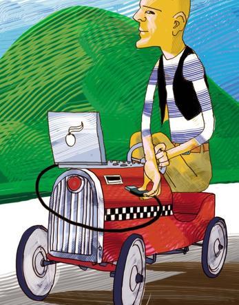 Illustrazione di Giancarlo Caligaris