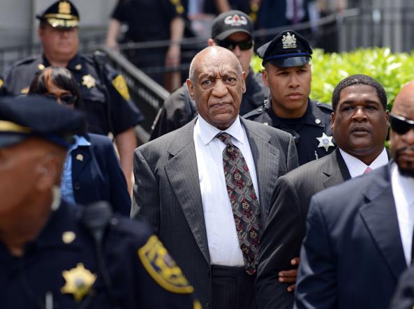 Bill Cosby, processo nullo