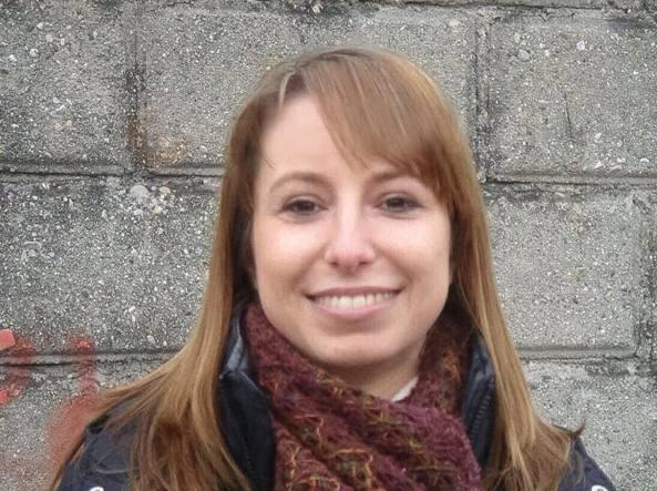 Erika Pioletti, 38 anni, rimasta ferita in piazza San Carlo e poi deceduta