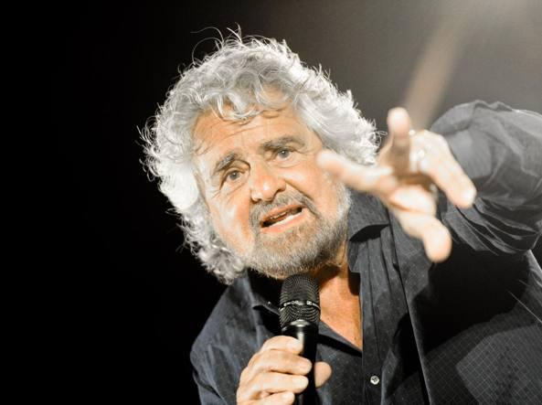 Ius soli, Grillo all'attacco: 'Pastrocchio invotabile'
