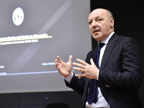 Beppe Marotta, a.d. della Juventus (Lapresse)