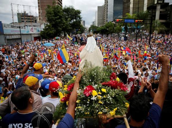 Venezuela, arrestato paramedico italiano a manifestazione a Caracas