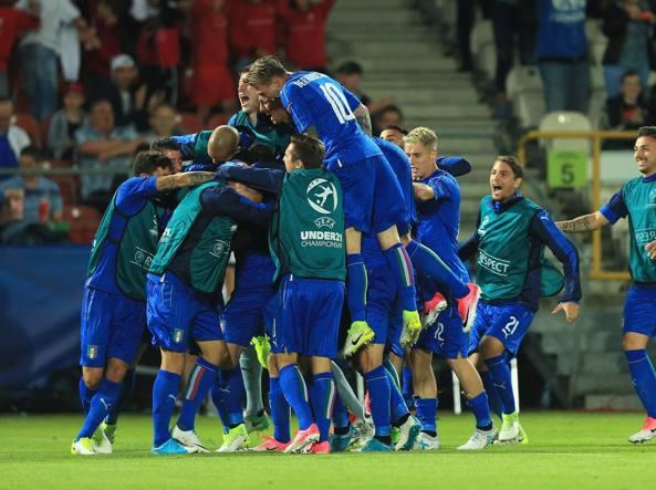 Impresa Italia, sconfitta la Germania. Azzurrini in semifinale