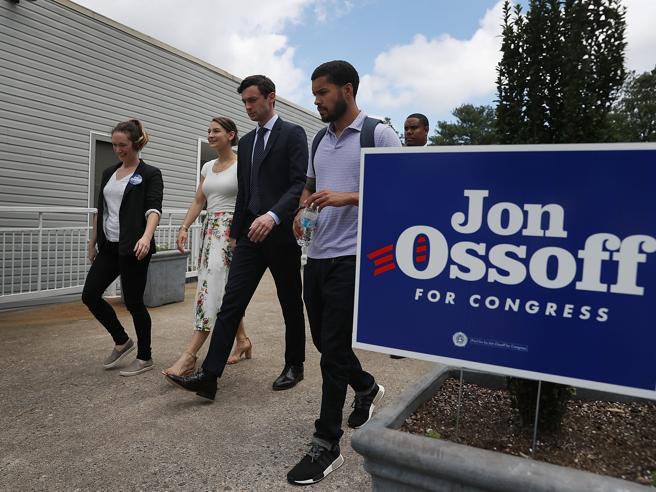 In Georgia la sfida per il seggio più importante d'America