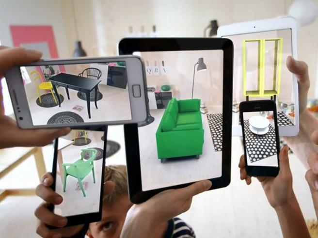 ARKit, l'app di Ikea e Apple per arredare in realtà aumentata
