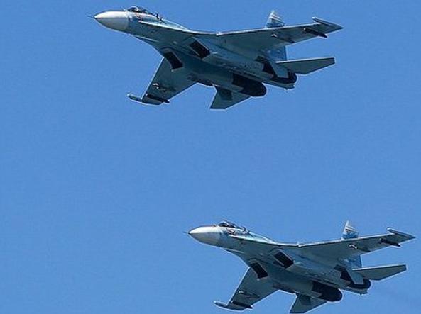 Ultimo Aereo Da Caccia Russo : Tensione usa russia jet di mosca intercettano aerei