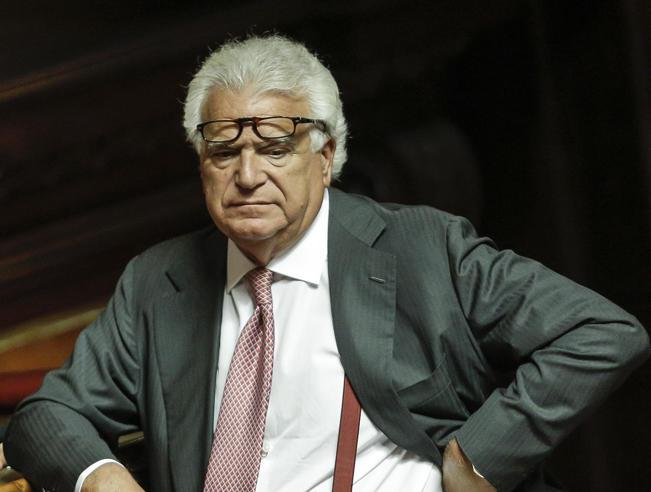 Verdini: «Renzi voleva un governo fragile Mi disse di non andare con Gentiloni»
