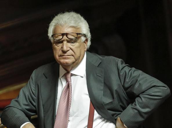 Verdini in Ccf 'imprudente e ambizioso'