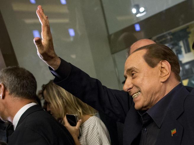 Ballottaggi, Berlusconi scende in campo per «arginare» Salvini