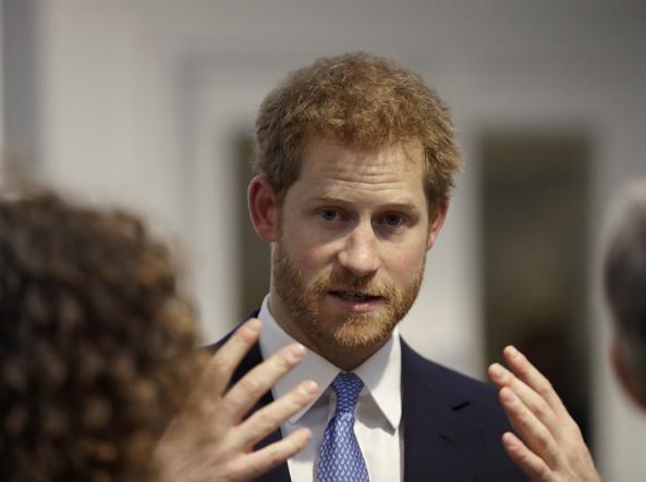Il principe Harry ricorda i funerali di Lady Diana