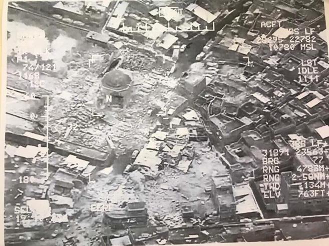 Mosul, Isis fa saltare in aria l'antica moschea di Al Nuri