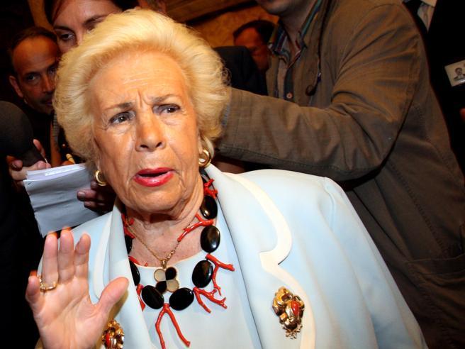Assunta Almirante: «Di Maio? È gradevole ma non so se lo voterò»
