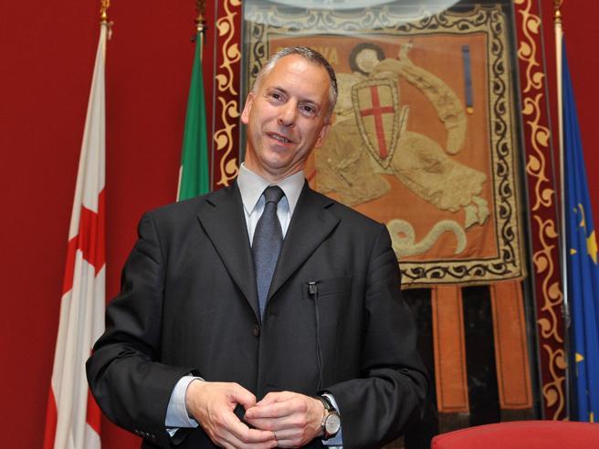 L'ex sindaco  Doria: «Genova  test nazionale per  l'unione del centrosinistra»