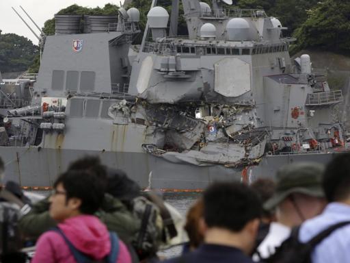 Scontro nel mare del Giappone, quell'ordine per salvare la nave che ha condannato i 7 marinai americani