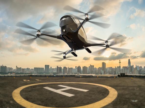 Il Taxi volante di Lilium raccoglie 90 milioni di dollari: le auto dei cieli sempre più vicine