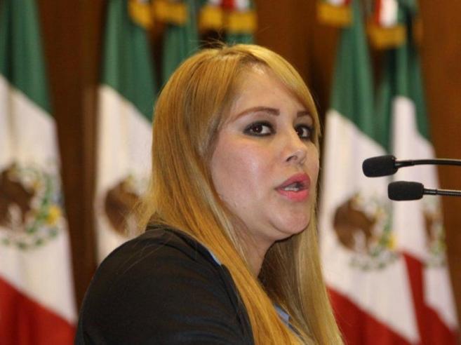 Presa a San Diego  l'ex deputata messicana amante del Chapo
