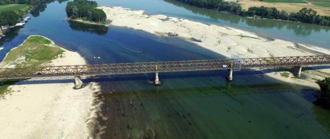 Il Ponte della Becca a Pavia