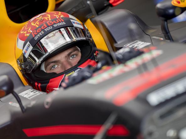 Prime libere, Verstappen davanti a tutti