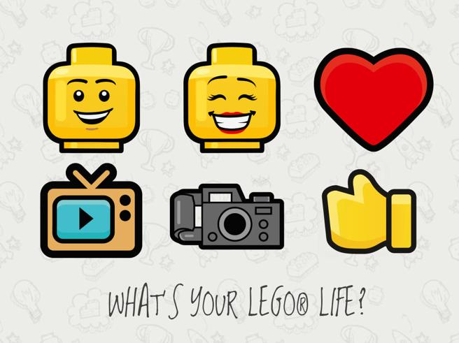 Arriva Lego Life il social network (ma protetto) dei mattoncini