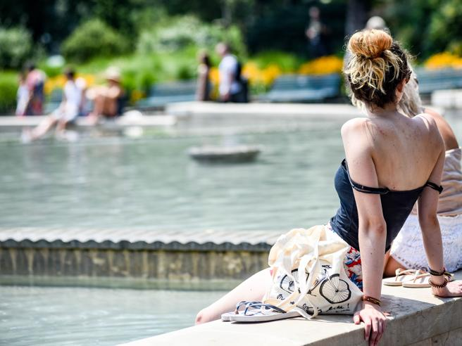 Ferrara record, caldo percepito  49 gradiI piani anti afa|I fiumi in secca|Meteo