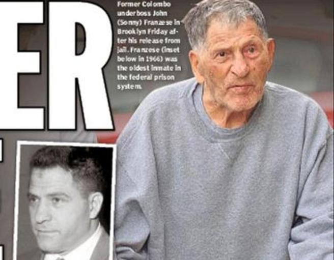 Libero il boss Johnny FranzeseHa compiuto 100 anni in carcere