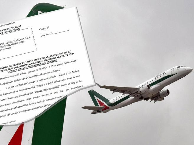 Il giudice Usa che deciderà sul futuro di Alitalia (e sui suoi voli)