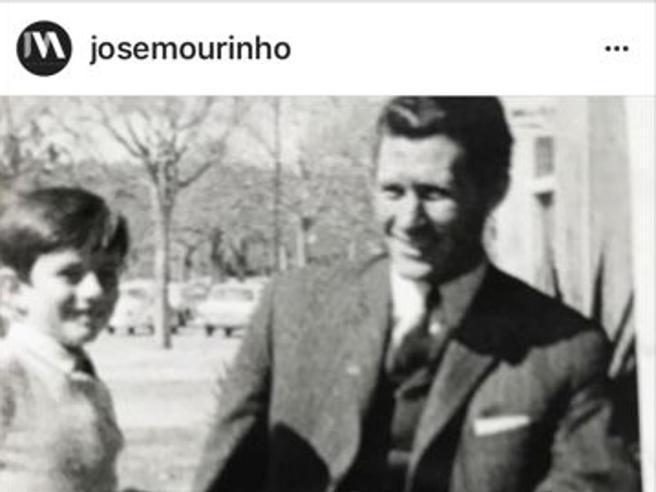 Mourinho, addio al padre FelixEx portiere e allenatore, aveva 79 anni
