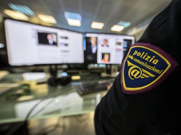 Cuneo, adescava minori in chat: arrestato dirigente calcio giovanile