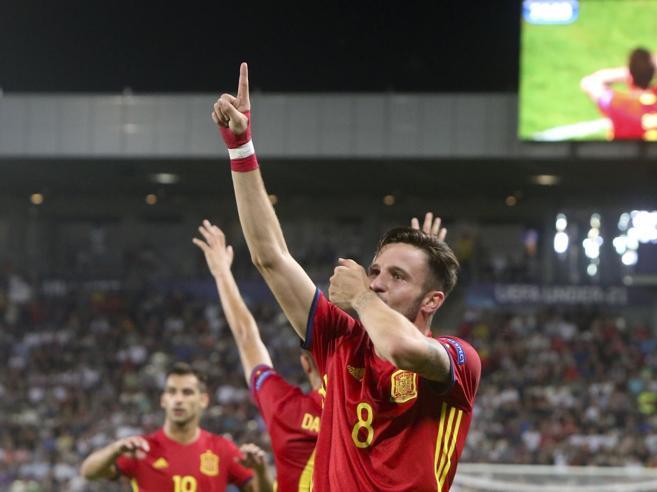 Italia, sfuma il sogno europeo La Spagna vince 3 1 Fotostoriacronaca|Donnarumma spento