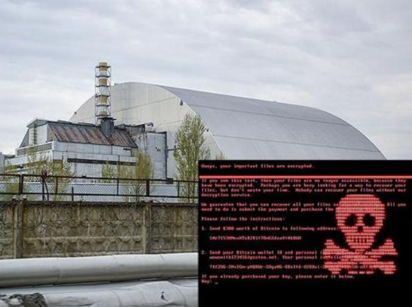 Russia e Ucraina sotto attacco hacker Colpita anche centrale di Chernobyl